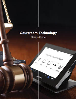 Courtroom Technology Design Guide