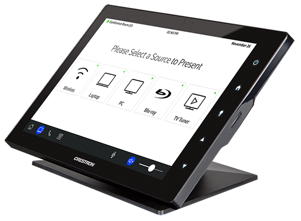 Crestron Touchscreen
